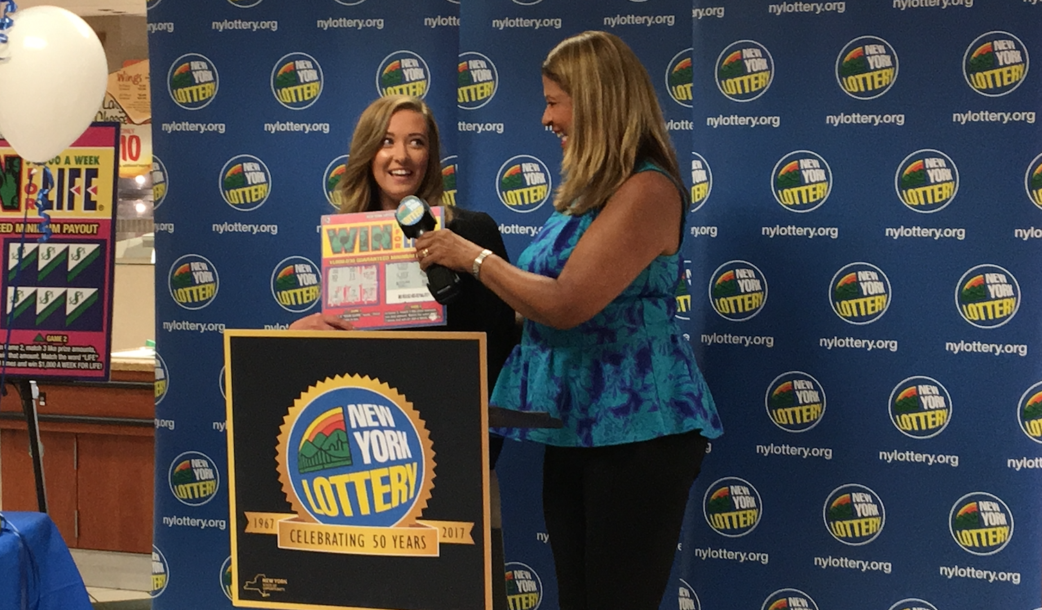 A Local College Student Is A Million Dollars Richer, Thanks To Her Mom (And Wegmans)
