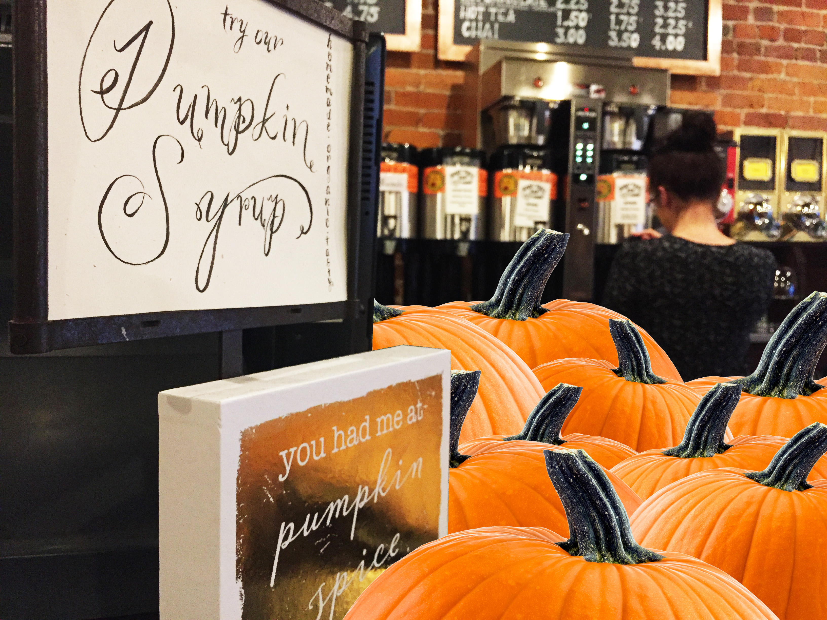 How I Learned to Stop Worrying and Love the Pumpkin Spice