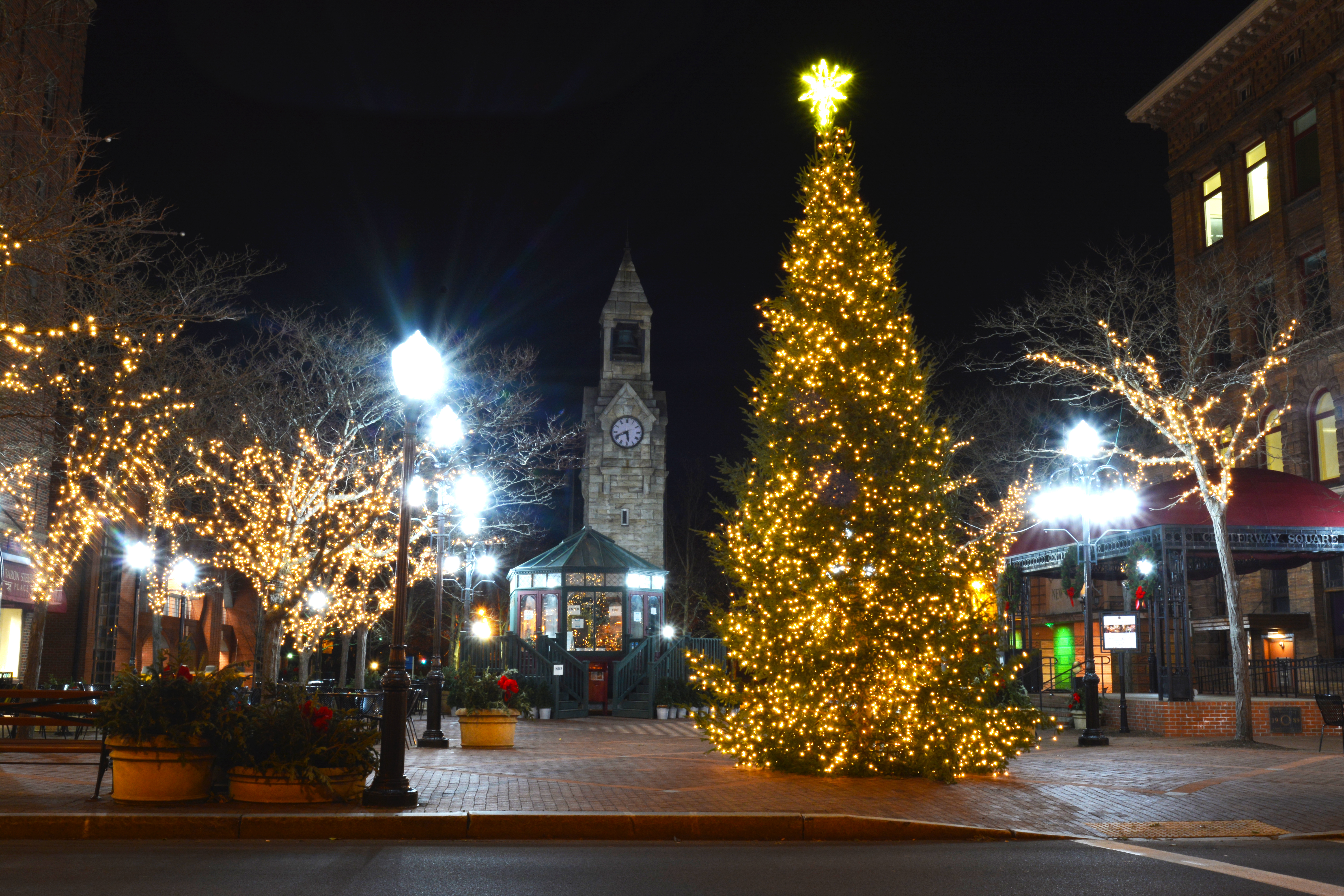 Urban Corning's Guide to Crystal City Christmas