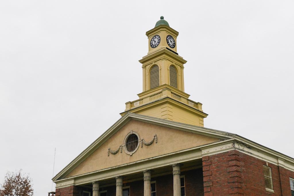 Northside Blodgett Clock Tower