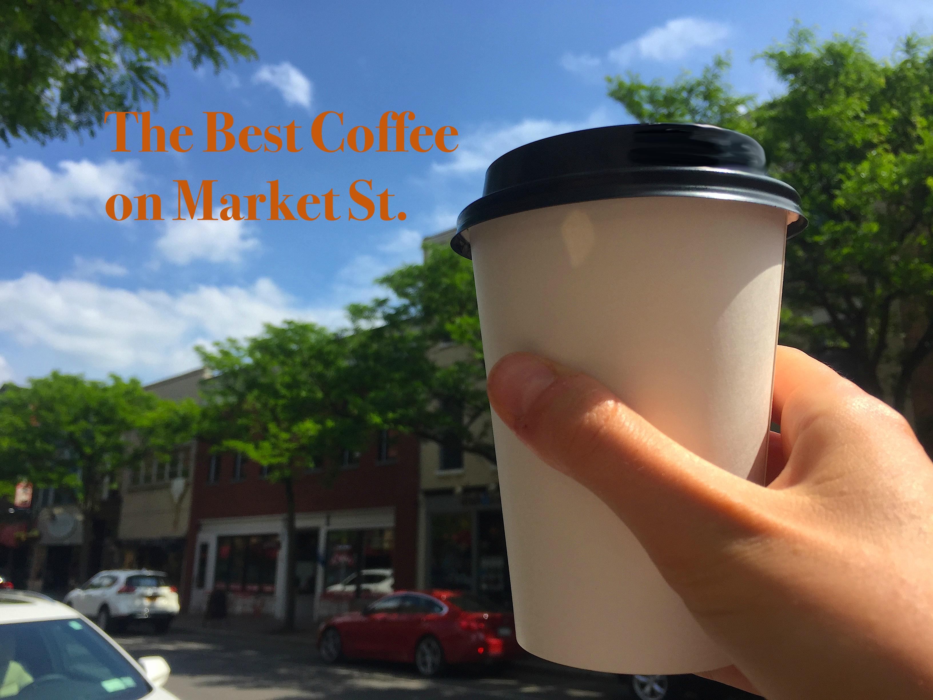The Intern Tries… Coffee on Market St.
