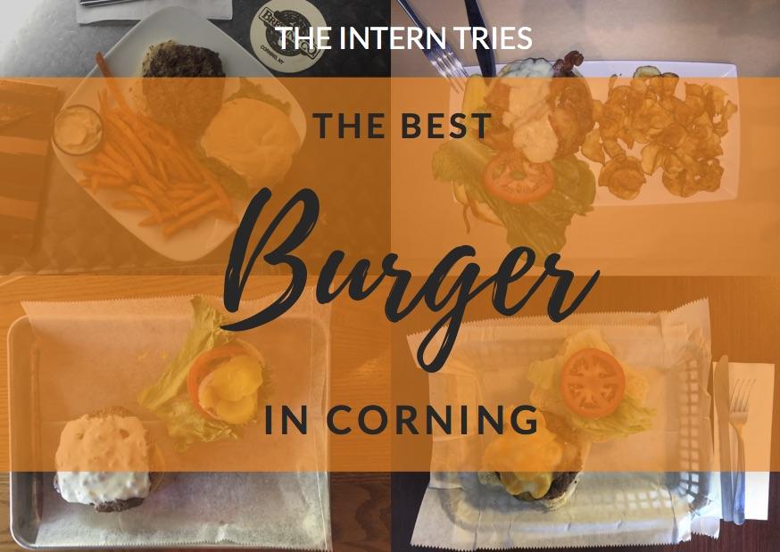 The Intern Tries…Burgers on Market St.