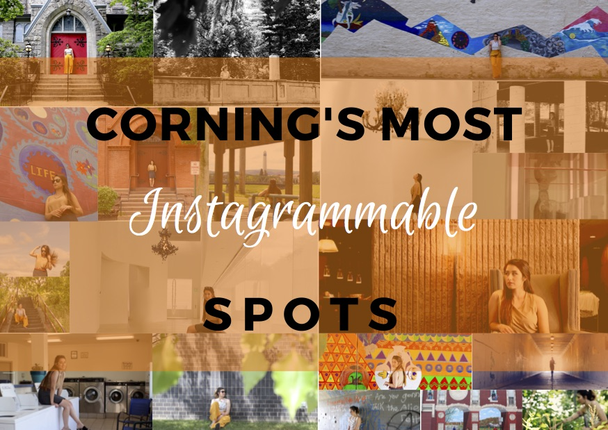 Corning's Most Instagrammable Spots