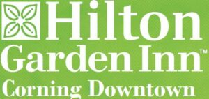 HGI Corning Downtown Logo