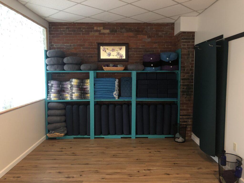 Crystal Heart Yoga studio