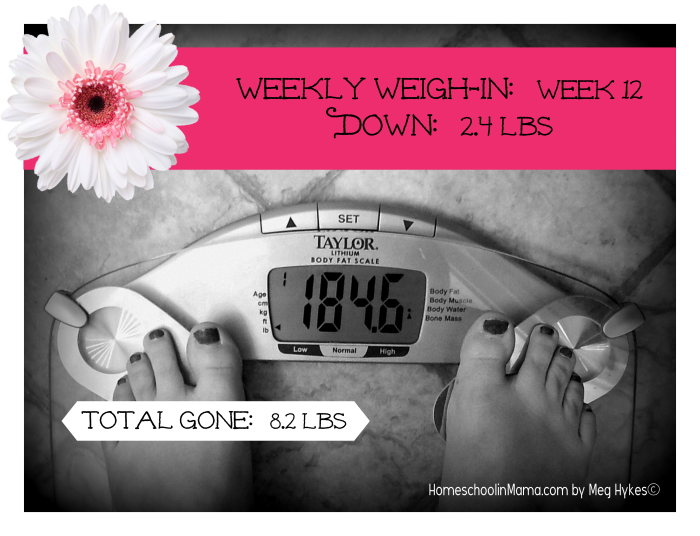 One Roll at a Time:  Week 12   HomeschoolinMama.com by Meg Hykes