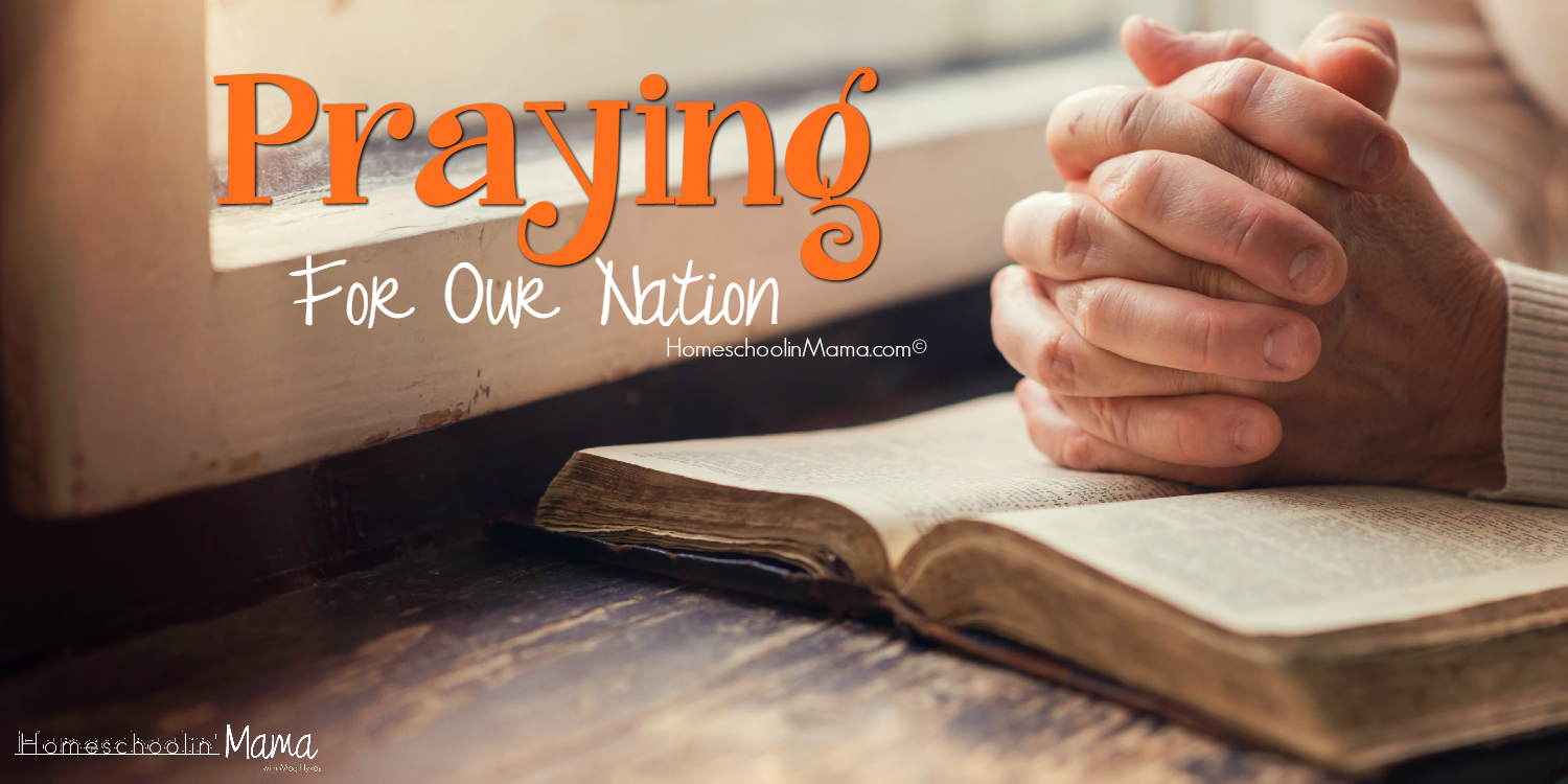 Praying For Our Nation
