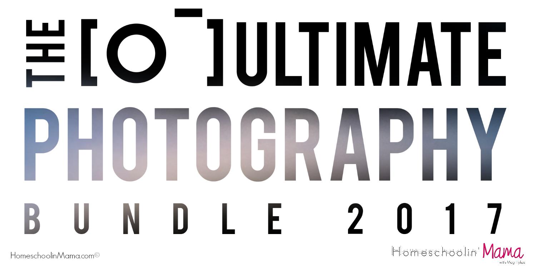 The Ultimate Photography Bundle – Flash Sale