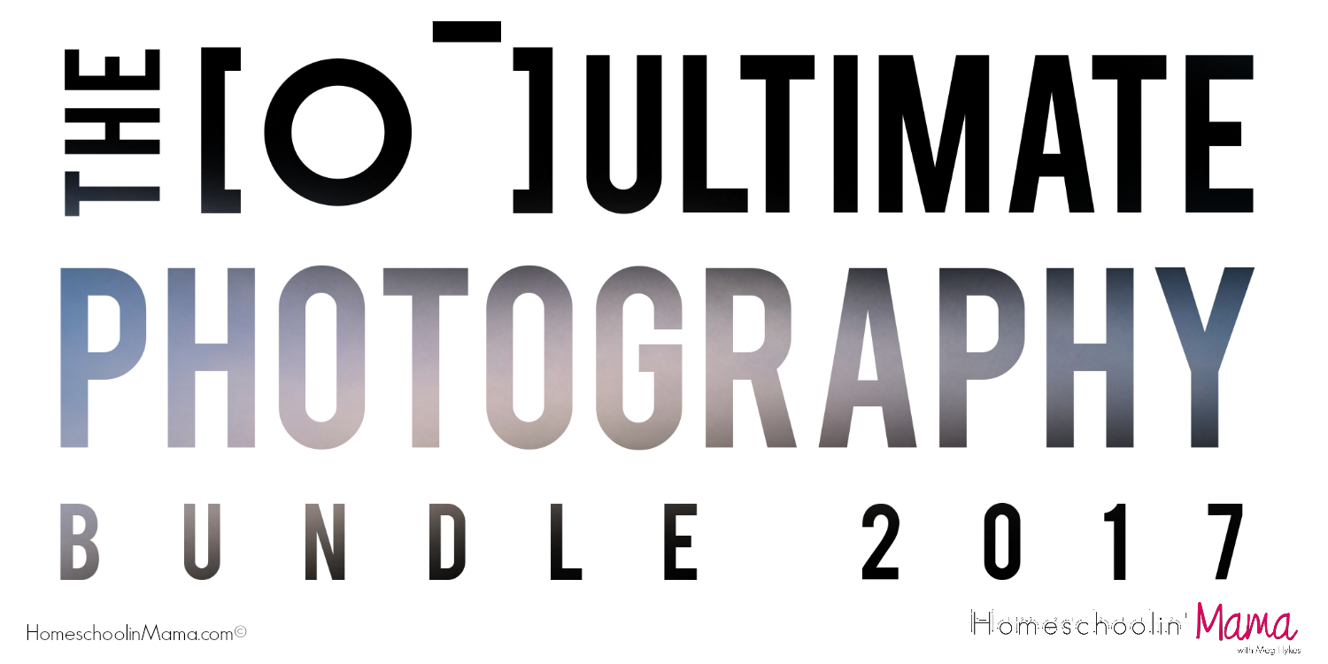 The Ultimate Photography Bundle - Flash Sale for a Super Limited Time