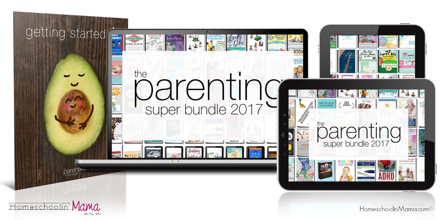 The Parenting Super Bundle Is Here (For 6 Days Only)