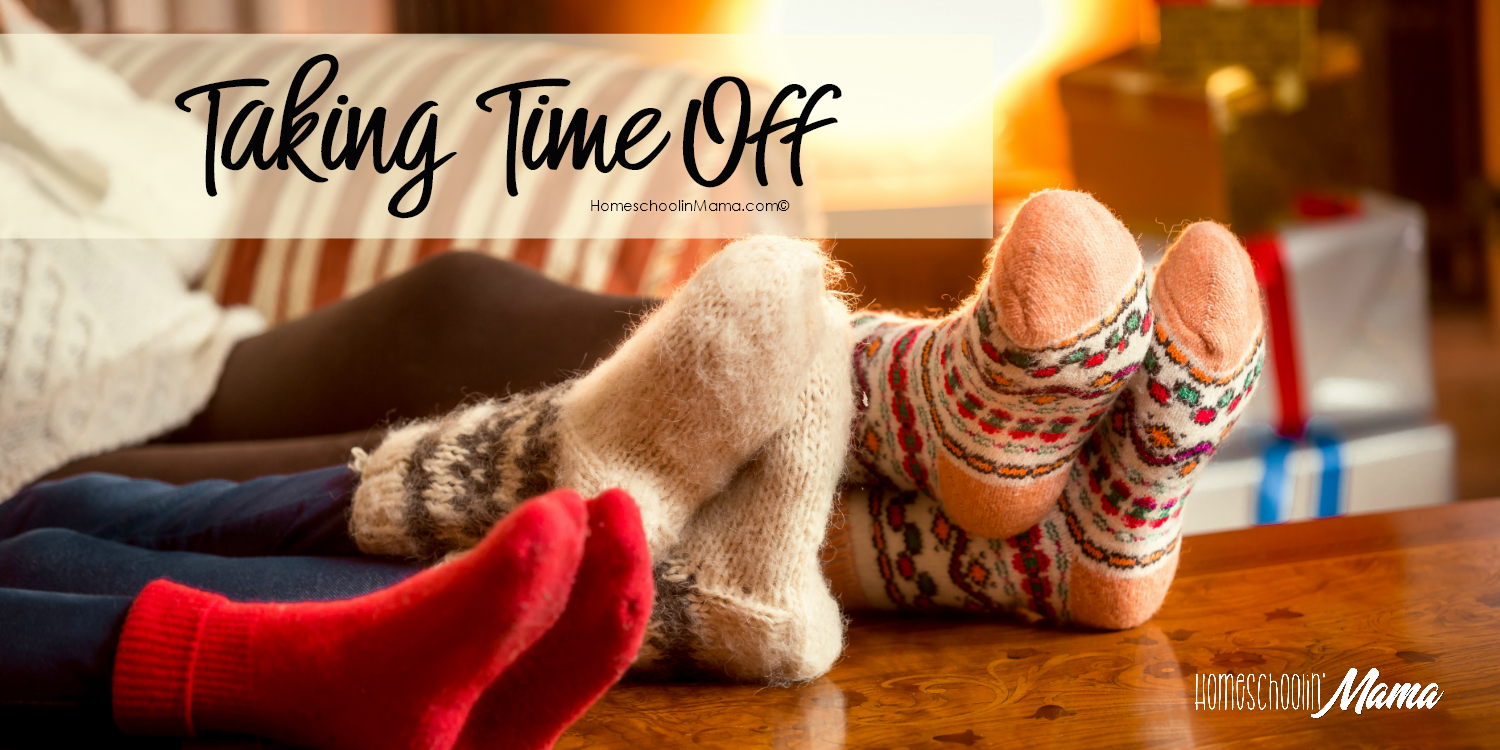 Taking Time Off