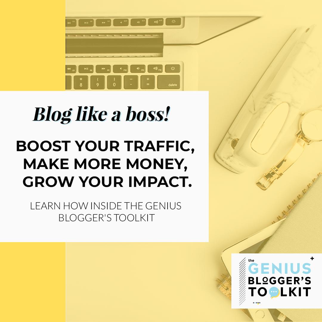 Blogging Like A Boss