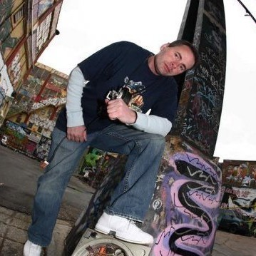 DJ Hitman | Treasurer