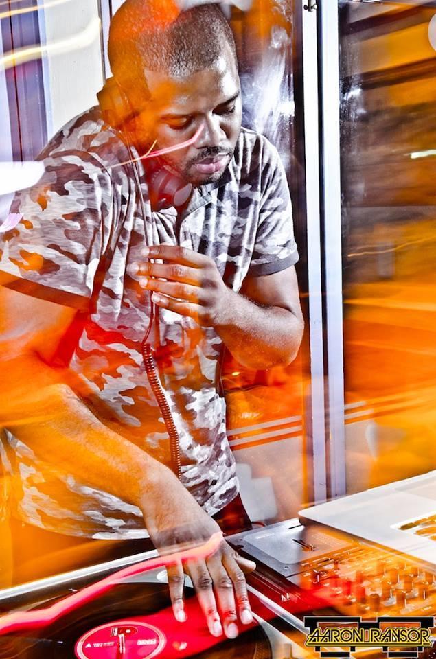 DJ Five Venoms at Sindustry Sundays at Lucky's last Chance Philadelphia_dj_services