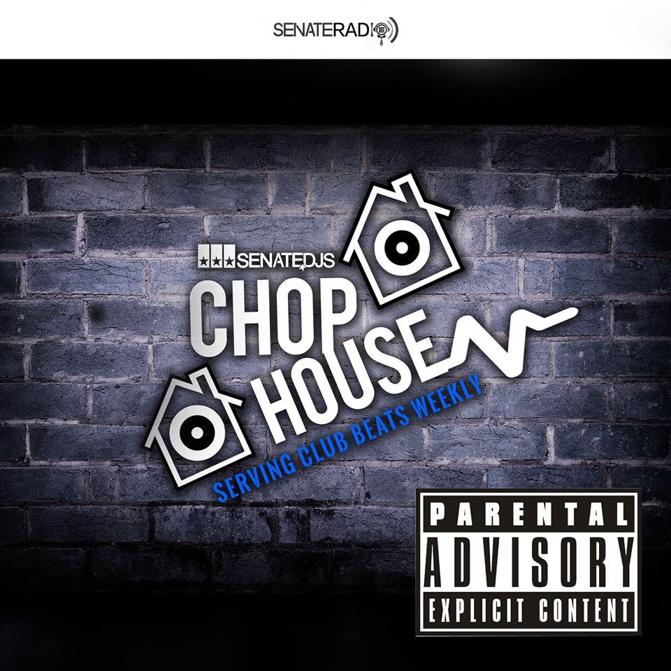 """Senate Djs Chop House - Affective Radio part 1 of2 - DJ Sojo """" Club Hip Hop & Twerk"""""""