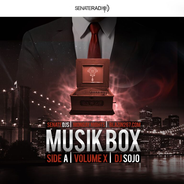 Senate DJs| Musik Box - Volume X| Dj Sojo| Side A