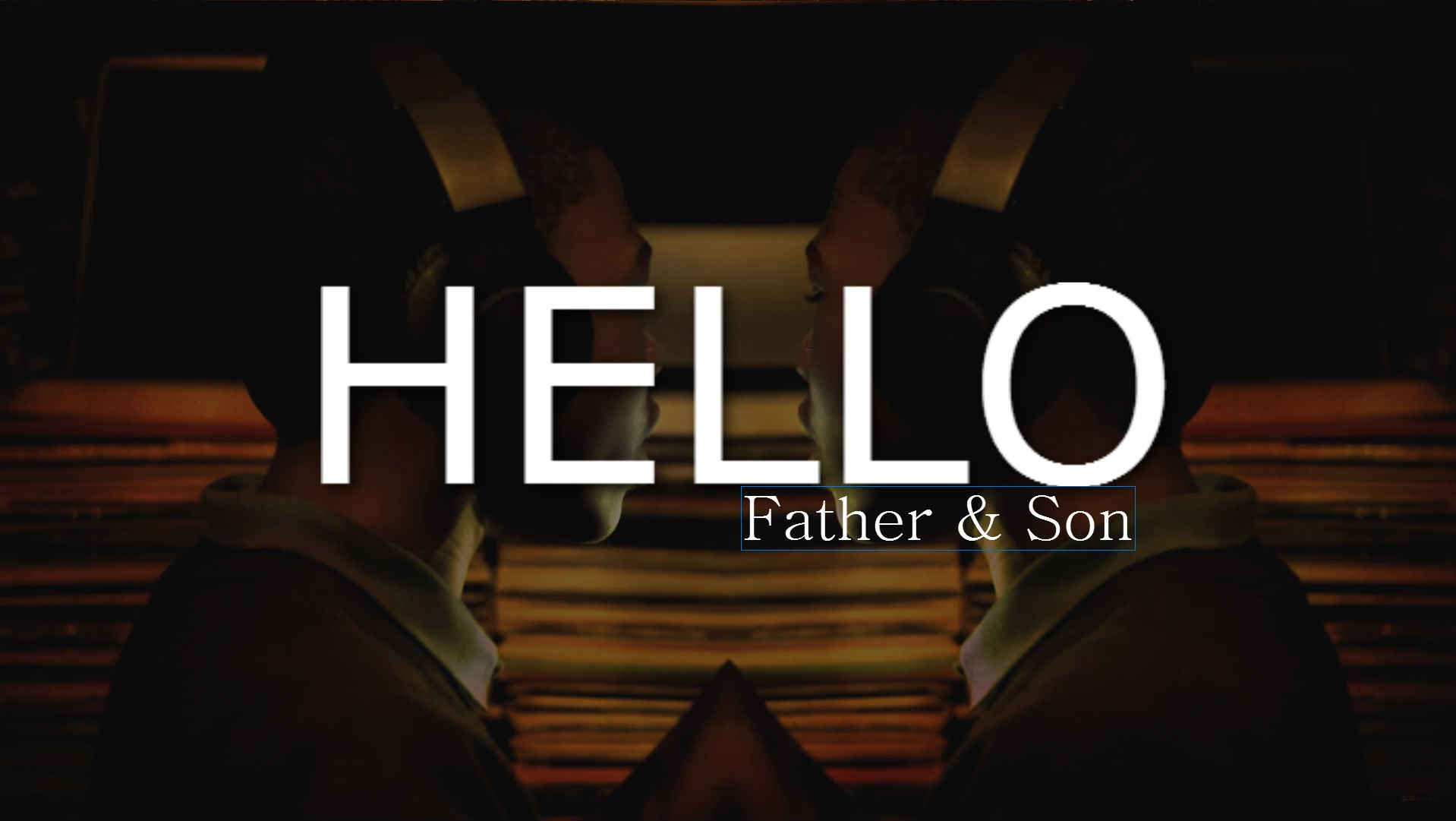 """Adele- Hello   Official Music Video 2015 """" Father &"""