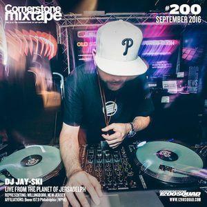 cornerstone mixtape,jay ski,boomphilly,dj jay ski, reloop dj, rp-8000 review