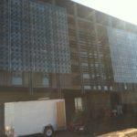 Wyoming Welcome Center facade