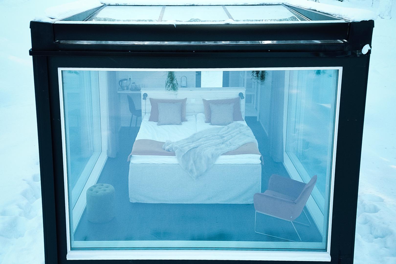 Modern amenities