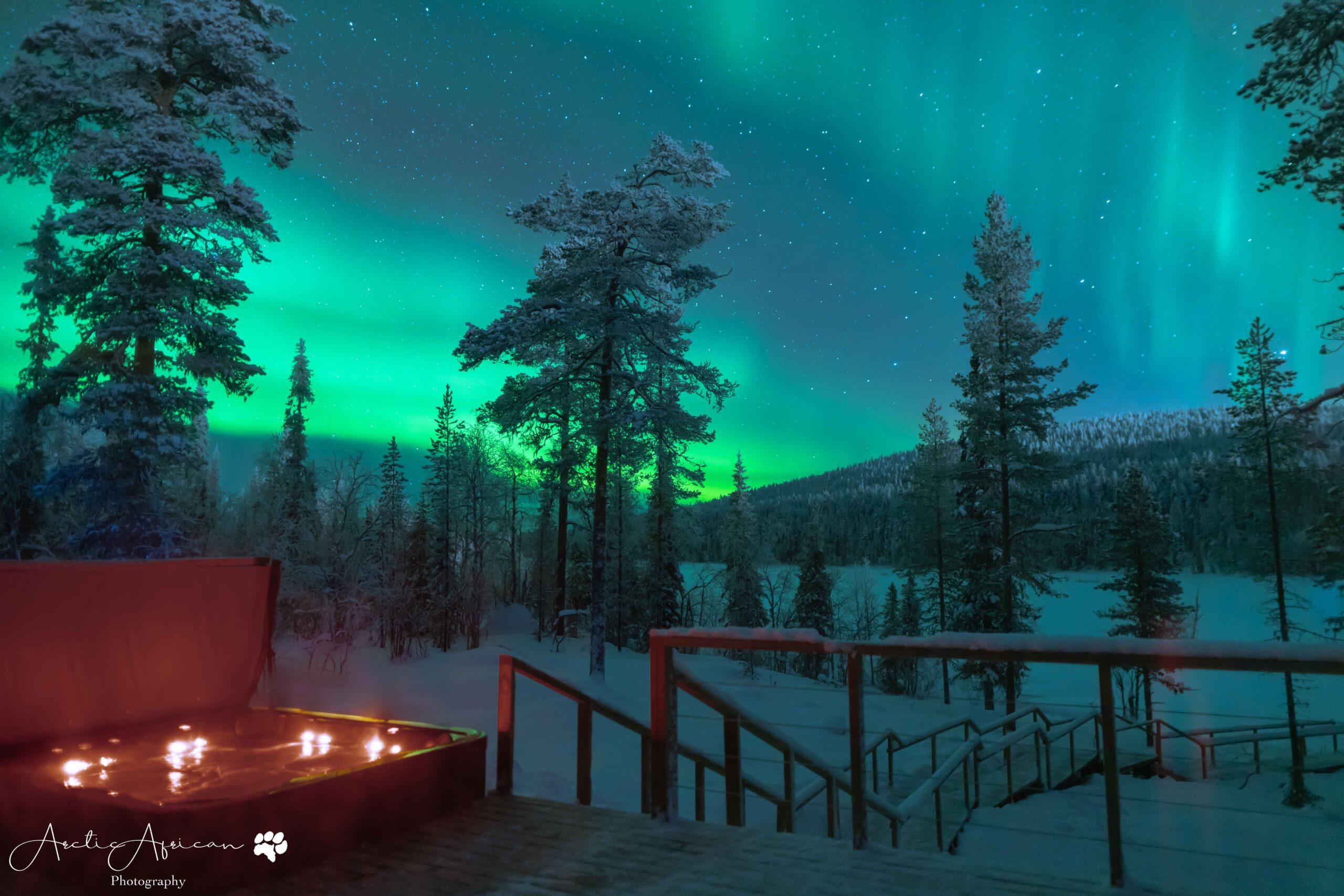 Arctic Skylight Lodge