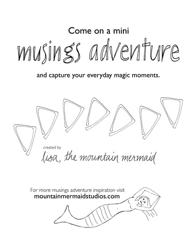 Come on a Musings Adventure!