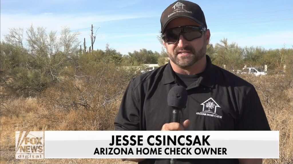 Arizona Home Check in the News