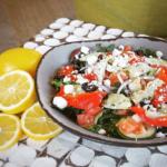 med-salad