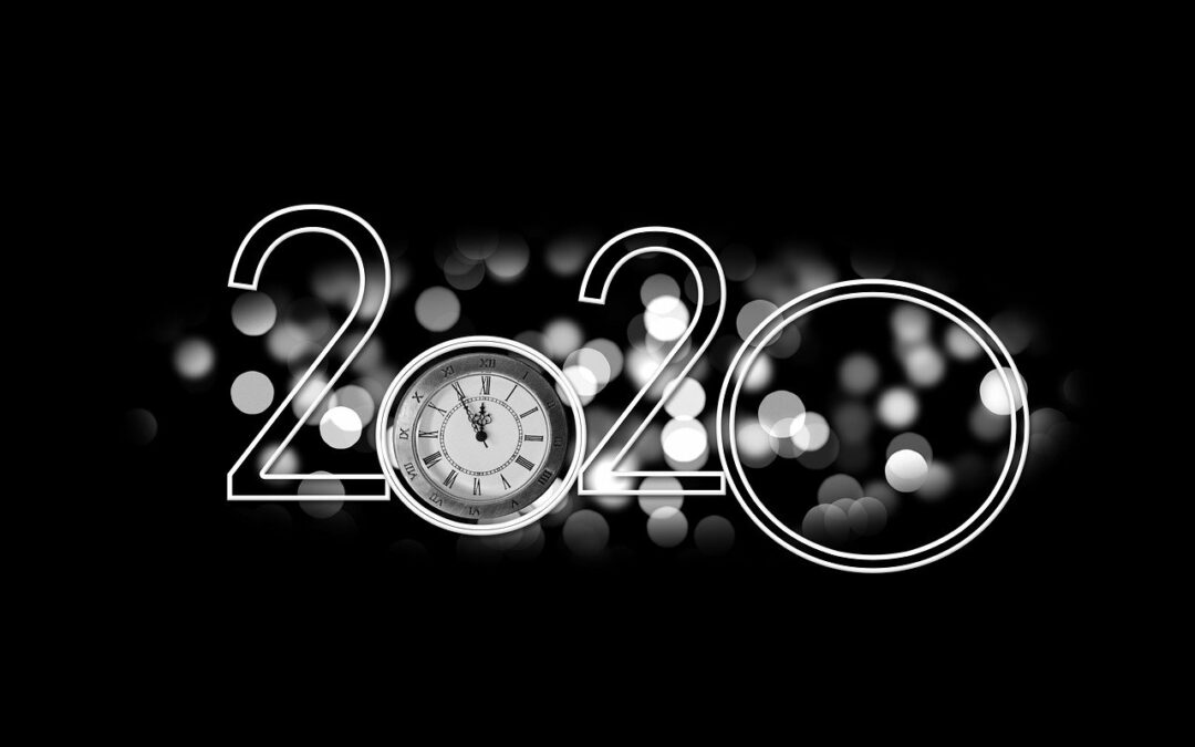 As 2020 approaches, I challenge you to think about time and your goals.