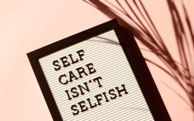 Selfish vs. Self-Care