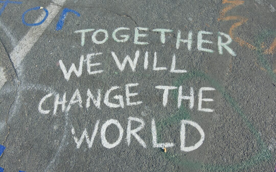 We Must Make a Change Starting Right Now