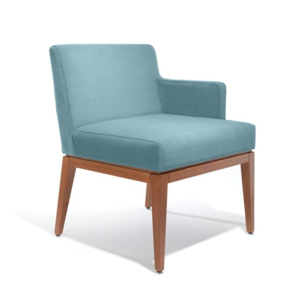 Aceray 383 guest chair, one-arm chair