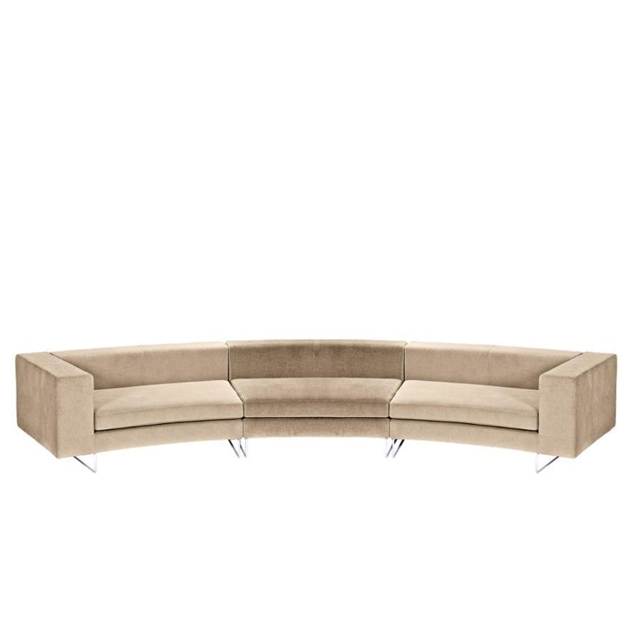 Misto-CRV modular lounge seating