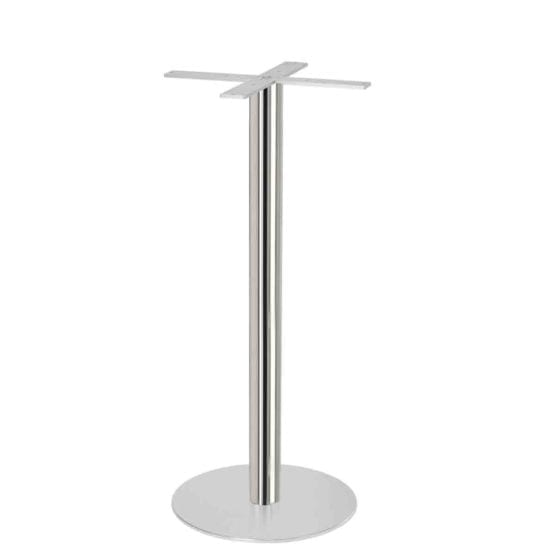 Aceray Disco-B bar height table base