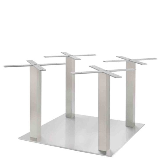 Aceray Piazza Dining Maxi multi post table base