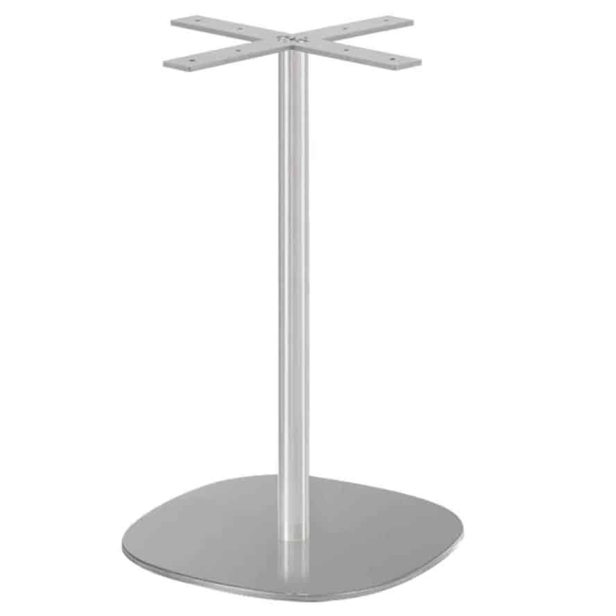 Aceray Arena-B Bar height table polished steel