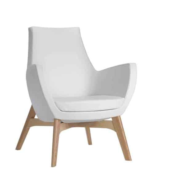 Diva-LBW armchair