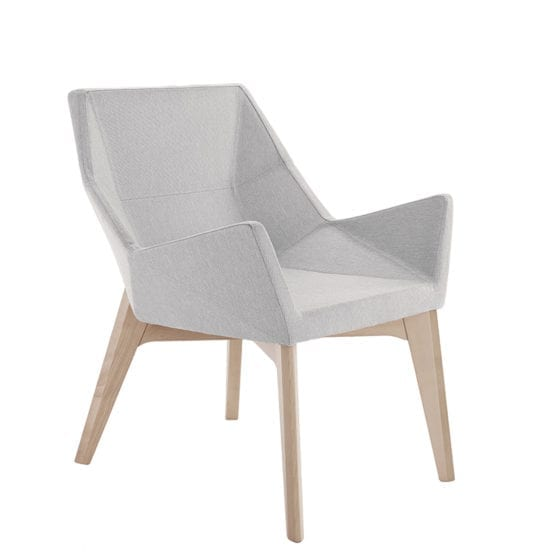 Aceray Oasi-LBW low-back armchair