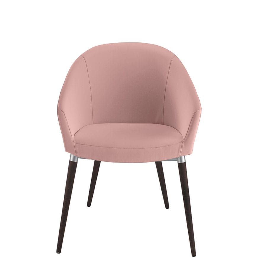 Aceray Voto-W armchair front view