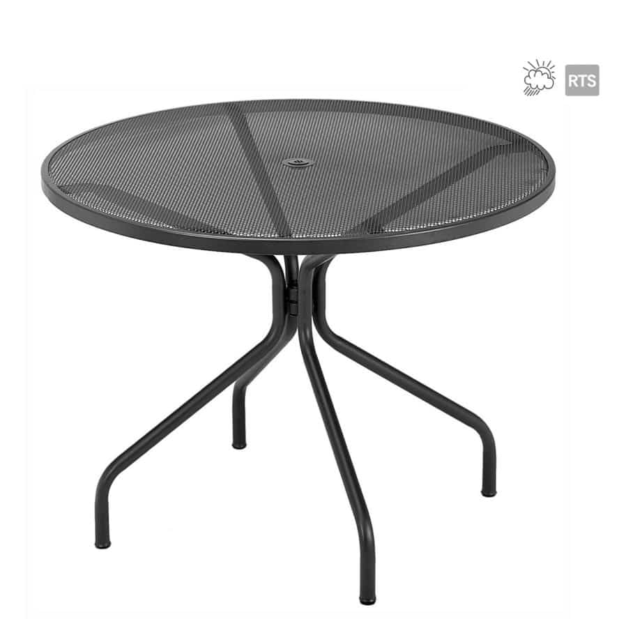 The Aceray 807 outdoor/indoor round top table