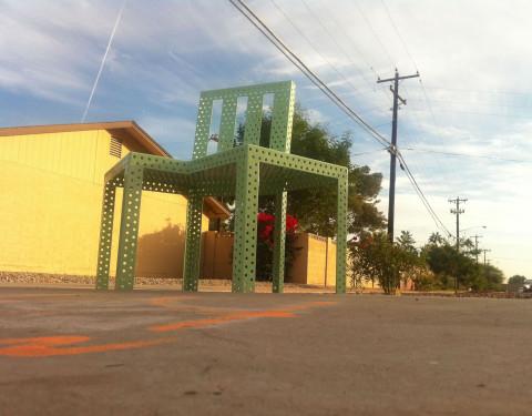 """Intersection Furniture"" Tempe Garden's Association"