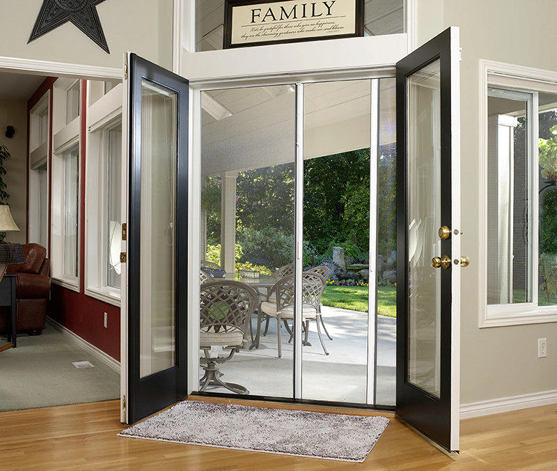 Storm and Screen Doors by Larson Doors - Doorsmith Proud