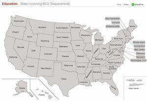 AIA MCE Map