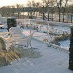 clean your deck before winter