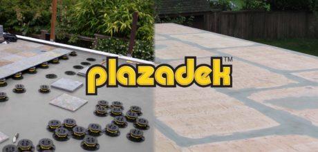 Plazadek Floating Deck System Substrate Recommendations