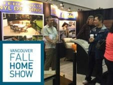 Vancouver Fall Home Show - Duradek Booth #122