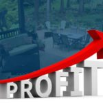 remodeling profitability with outdoor living space