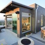 New Home Roof Deck by Sego Homes & Duradek of Utah