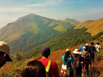 Trek To Tadiandamol Peak in Coorg