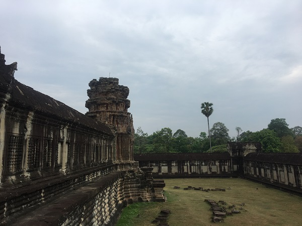 Amazing Cambodia and Thailand Trip - Angkor Temple Compound